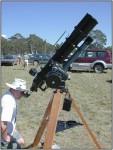 Highlight for Album: Refractor & Other Telescopes