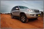 Highlight for Album: Toyota Prado 4WD